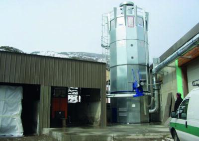 Odzysk z biomasy